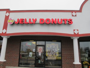NC Jelly Donuts is located on S. Church St.